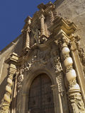 Коста orihuela Испания blanca стоковые фотографии rf