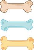 Косточка собаки Стоковое фото RF