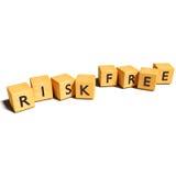 Кость и риск освобождают стоковое изображение rf