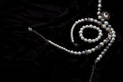 костюмируйте juwelery Стоковые Фотографии RF