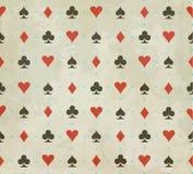 костюмы карточки Стоковые Изображения RF