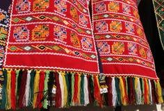 костюмы Люд-стиля от Болгарии Стоковые Изображения