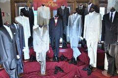 костюмы wedding Стоковое Фото