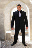 костюм бизнесмена Стоковое фото RF