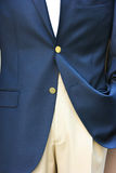 костюм бизнесмена Стоковая Фотография RF