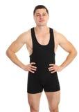 костюм ванты wrestling Стоковые Фотографии RF