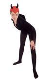 костюм девушки Стоковые Изображения