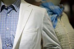 Костюм и рубашка Стоковое Изображение
