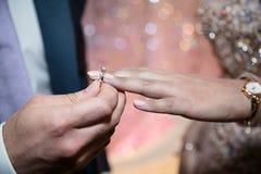 костюм кольца человека захвата Стоковые Фото