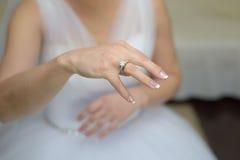 костюм кольца человека захвата Стоковая Фотография