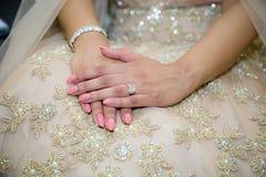 костюм кольца человека захвата Стоковые Изображения RF