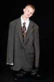 костюм папаа s дела мальчика Стоковое Изображение