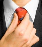 костюм человека cravat Стоковые Изображения RF