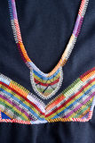 Костюм элемента дизайна женский Стоковое Изображение RF