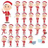 Костюм dad_1 Санта Клауса бесплатная иллюстрация
