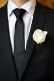 костюм groom розовый Стоковые Фото