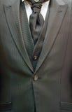 костюм groom стоковое изображение