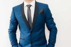 костюм groom s Стоковые Фотографии RF