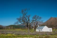 Коттедж фермы Стоковое Фото