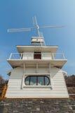 Коттедж ветрянки Стоковые Фотографии RF