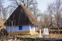 Коттедж сельской местности Стоковые Фото