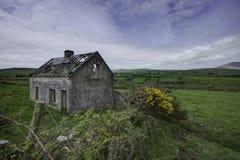 Коттедж Dingle, Керри графства, Ирландия Стоковые Изображения