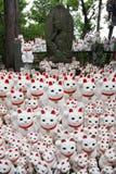 Коты Будды стоковое изображение rf