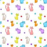 коты шариков предпосылки иллюстрация штока