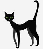 Кот вектора Стоковое Изображение RF