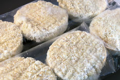 Котлеты капусты Стоковая Фотография RF