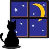 Кот шаржа. бесплатная иллюстрация