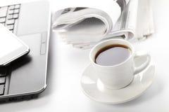 кофейная чашка душистая Стоковые Фотографии RF