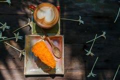Кофейная чашка, кофейная чашка в кофейне Стоковое Фото