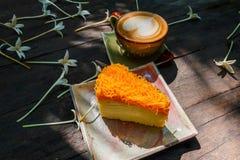 Кофейная чашка, кофейная чашка в кофейне Стоковая Фотография RF