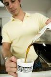 кофейная чашка мне Стоковая Фотография