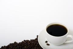 кофейная чашка одиночная Стоковая Фотография RF