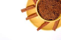 кофейная чашка полная Стоковые Изображения
