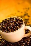 кофейная чашка стоковые изображения rf
