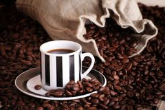 кофейная чашка Стоковые Изображения