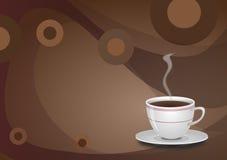 кофейная чашка ii Стоковое Изображение
