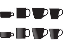 кофейная чашка java Стоковое Изображение