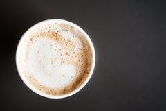 кофейная чашка latte Стоковые Изображения RF