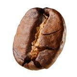 Кофейное зерно макроса Стоковые Фото