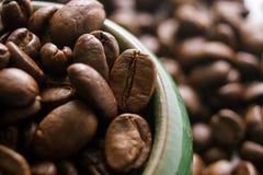 Кофейные зерна Африка Стоковые Изображения