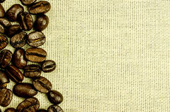 Кофейные зерна Стоковая Фотография RF
