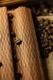 Кофейные зерна Стоковое Изображение RF