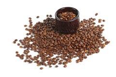 Кофейные зерна Стоковые Фотографии RF