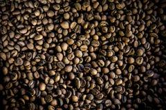 Кофейные зерна Luwak Взгляд сверху Легендарный кофе от Бали стоковая фотография rf