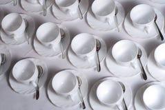 кофейные чашки Стоковые Изображения RF
