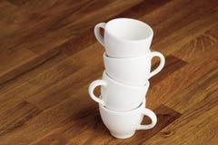 Кофейные чашки. Стоковая Фотография RF